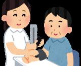 プラザの強み「看護師による健康チェック」